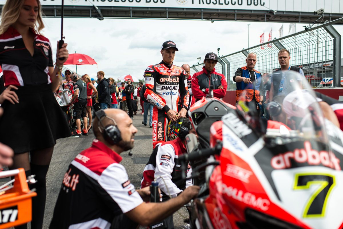 Lausitzring WorldSBK Debrief – Saturday
